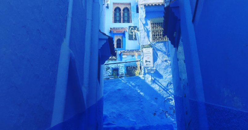szafszawan błękitne miasto
