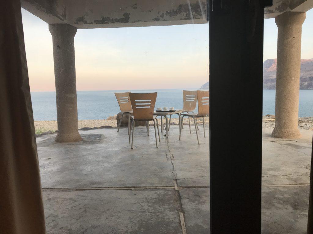 Mujibi Chalets, Morze Martwe, Dead Sea Jordania