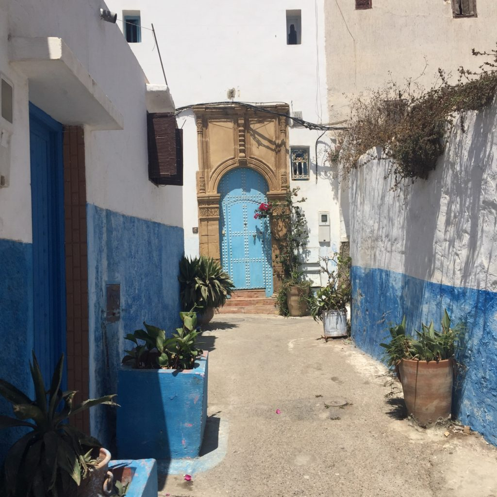 Kazba Rabat, namiasta Szafszawan