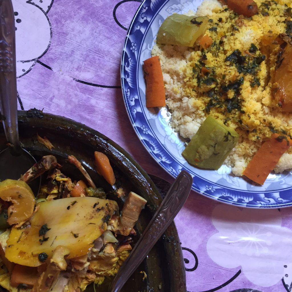 obiad beduiński