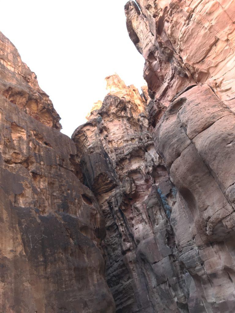 Wąwóz Sig Petra, Jordania