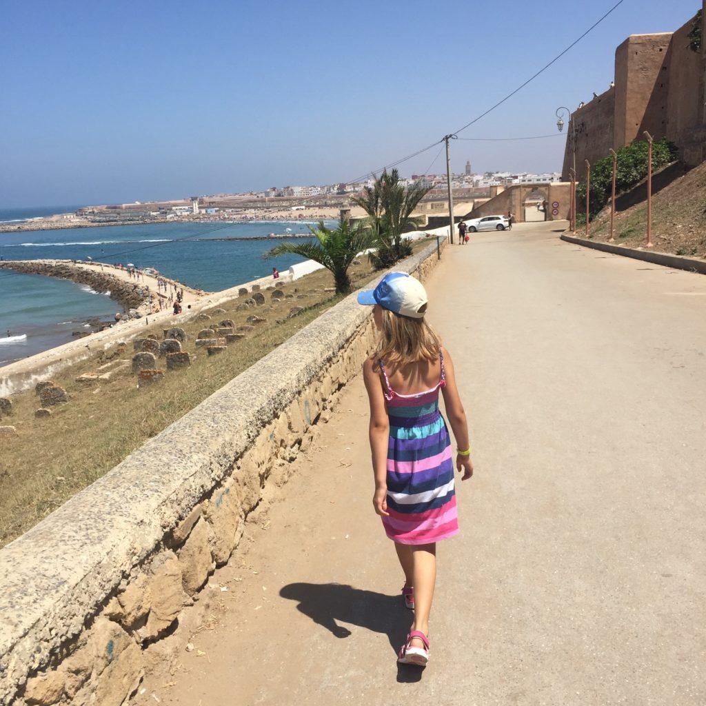 promenada Kazba Rabat