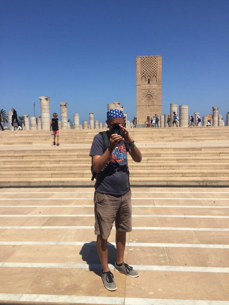 wieża Hasana Rabat