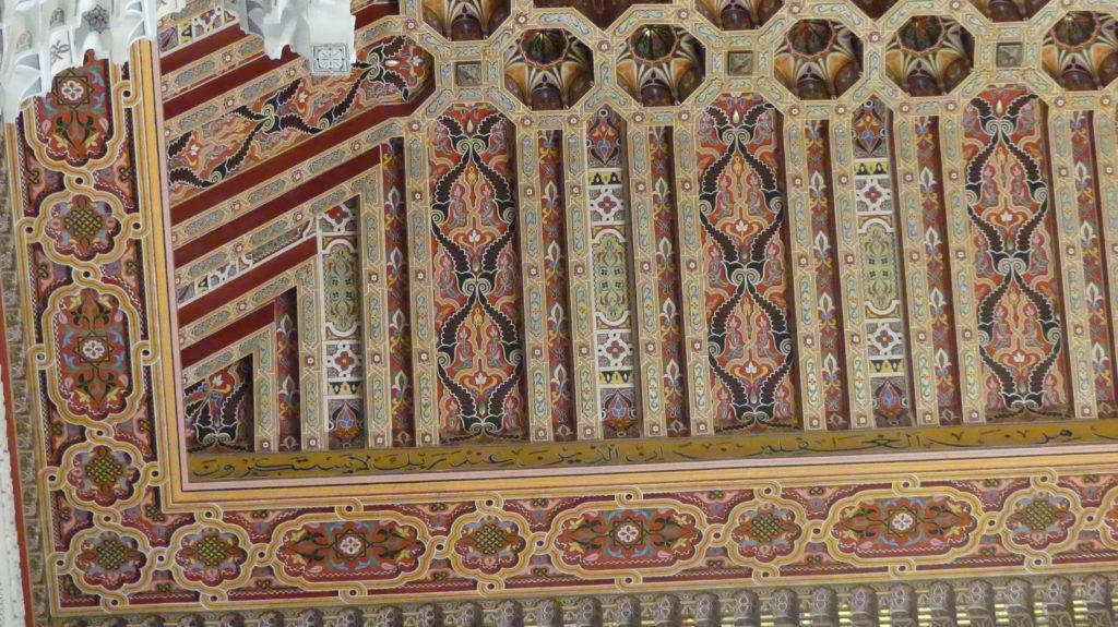 casablanca meczet hasana II