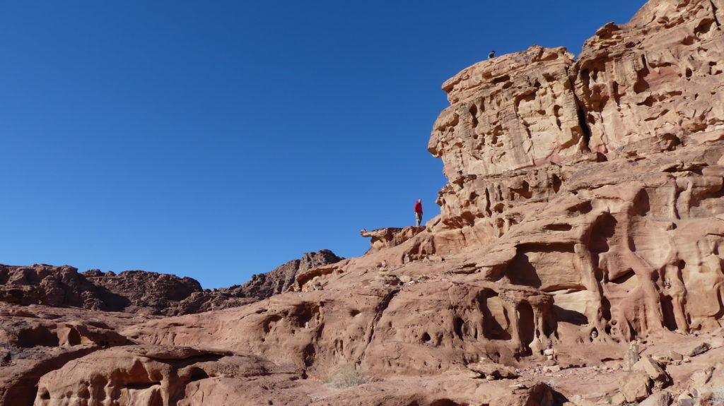 Wadi Rum taras widokowy