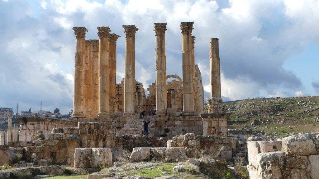 świątyni Artemidy Dzarasz