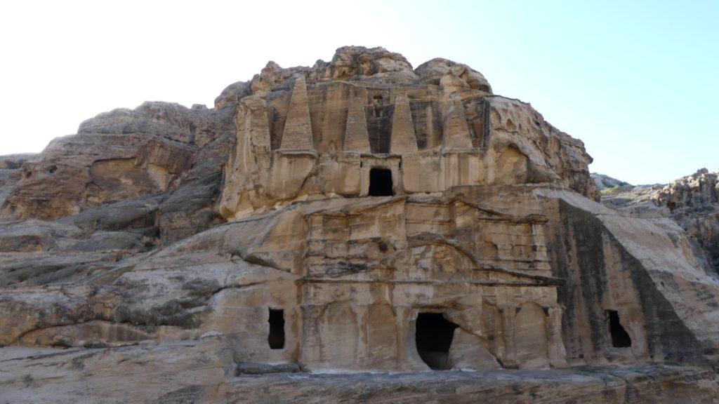 Grobowiec Obelisków, Petra, Jordania