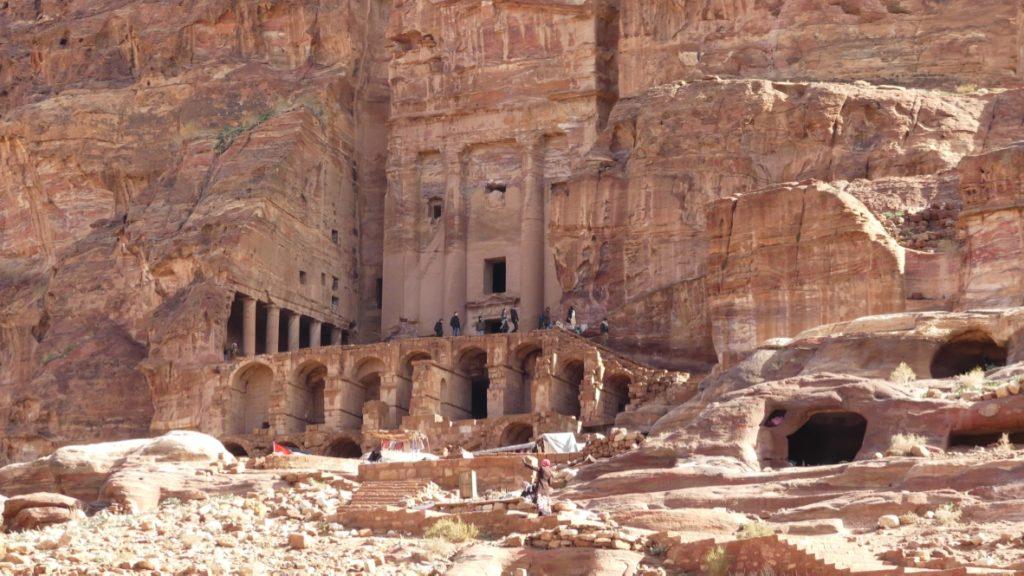 Grobowce Królewskie Petra