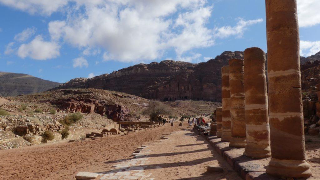 kolumnada Petra