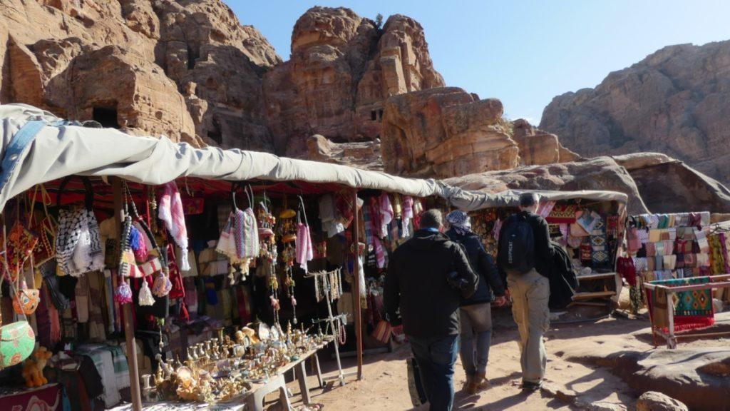Grobowce Petra