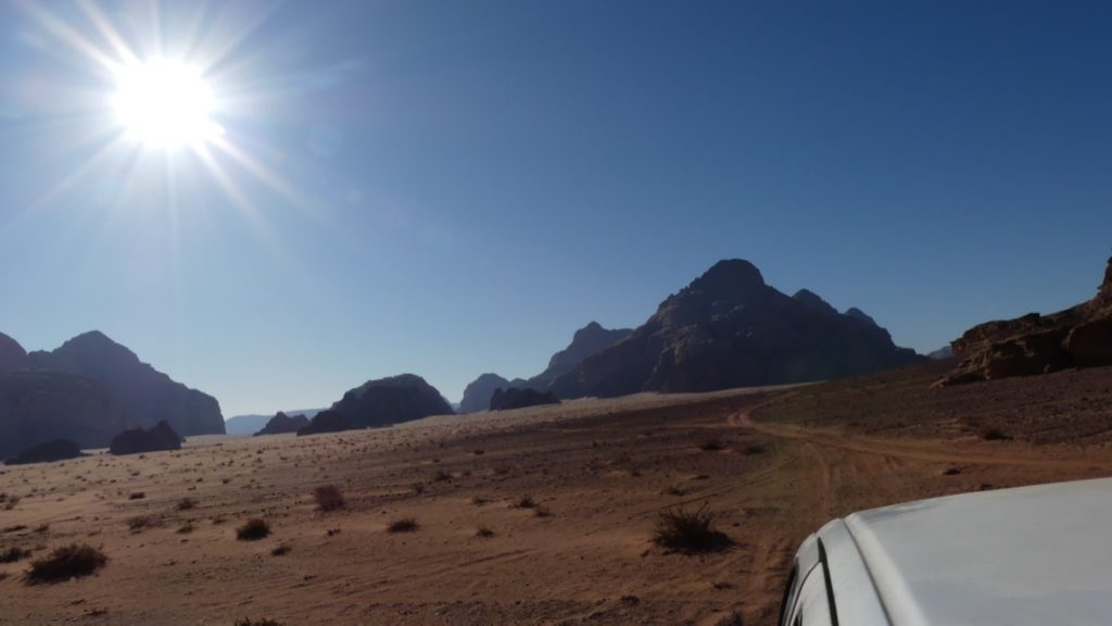 Rajd Wadi Rum