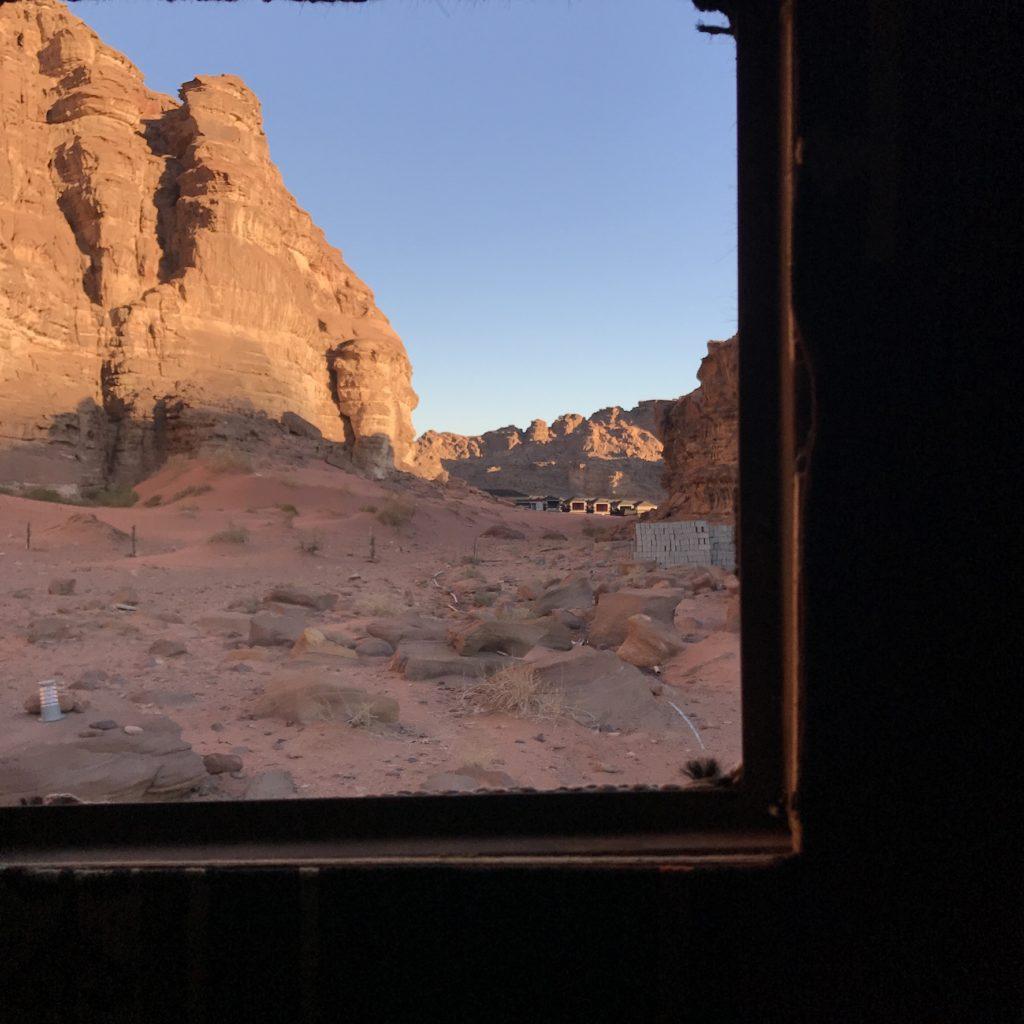 Dzień Dobry Wadi Rum