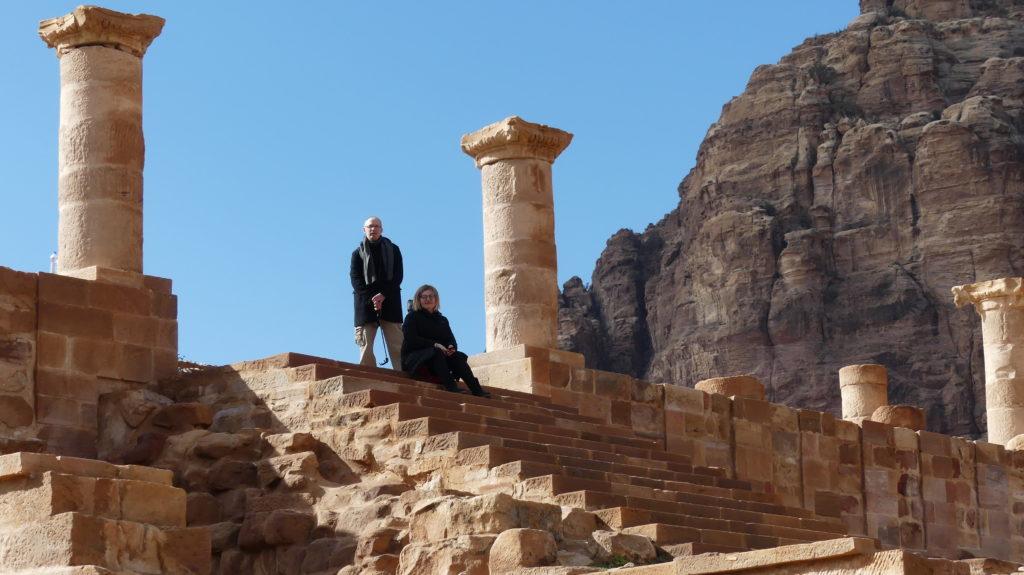 Wielka Świątynia Petra